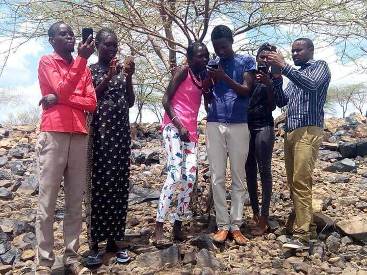 Lokori Village, Turkana County.